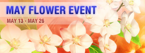 May Flower Event :) Mayflo10