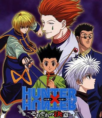 Hunter X Hunter Hunter12