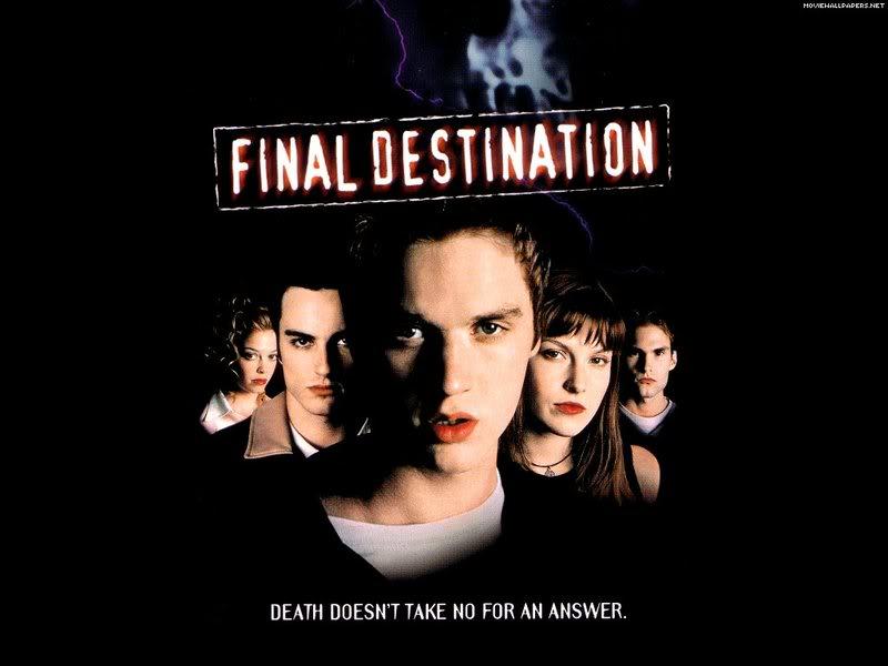 Destination ultime 1-2-3- et 4 Finald10