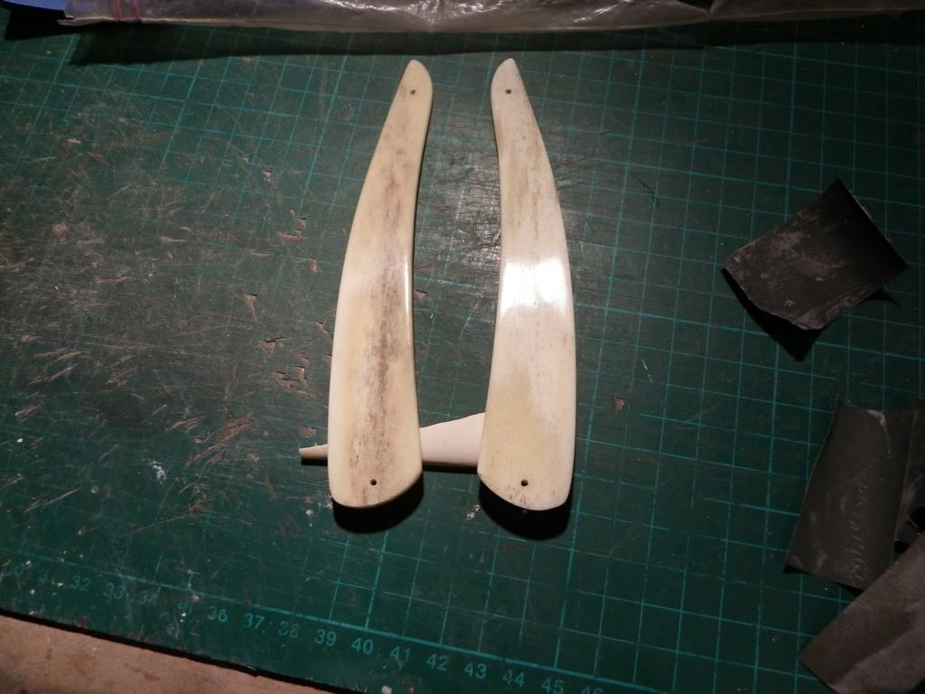 Création d'une châsse en os de girafe - Fini Imgp0072
