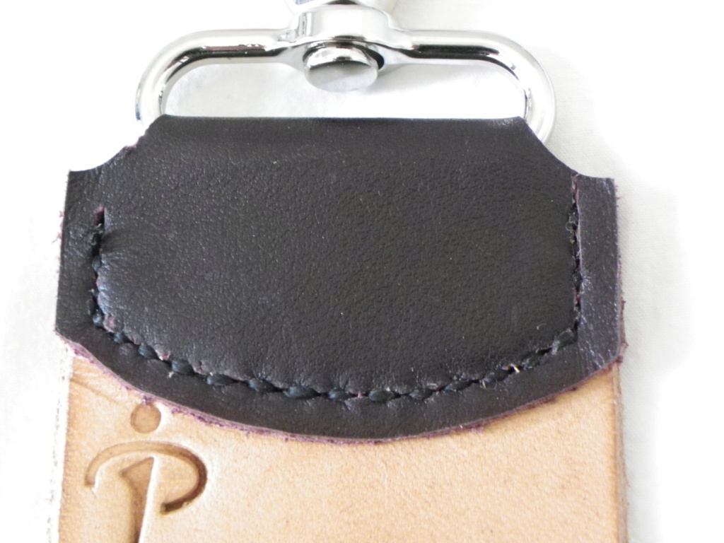 Premier essai de couture sur cuir Imgp6153