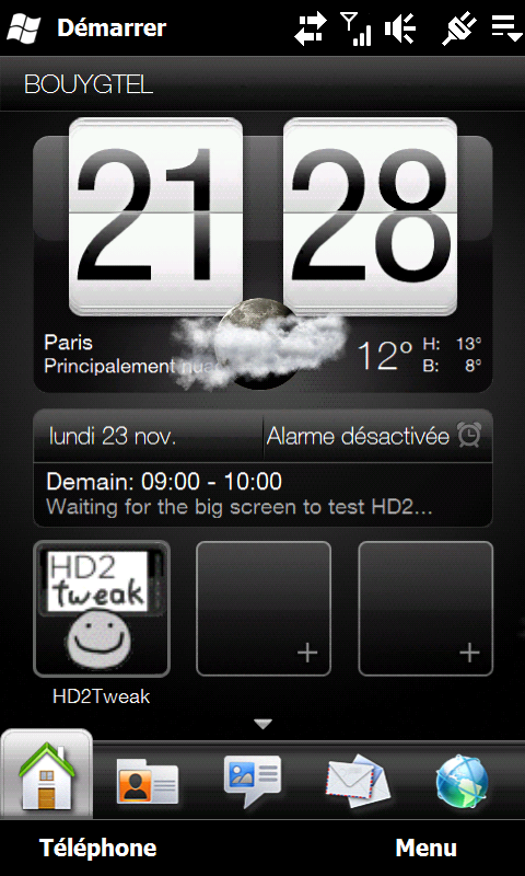 [TWEAK] HD2TWEAK V 1.3.0 par Montecristoff's [26/01/2010] [Gratuit] Hd2twe10