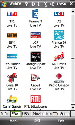 WEB-TV 3.71 - TV GRATUITE 1000 chaînes + FAI (Alice, Free, Neuf) [MAJ le 27 avril 09] Screen12