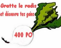 Ticket Légume [Avoir réussi la quéte des légumes] Radis410