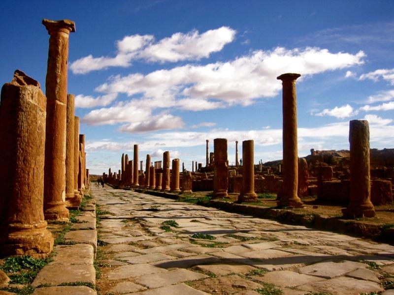 Timgad la  Rome Africaine 32369710