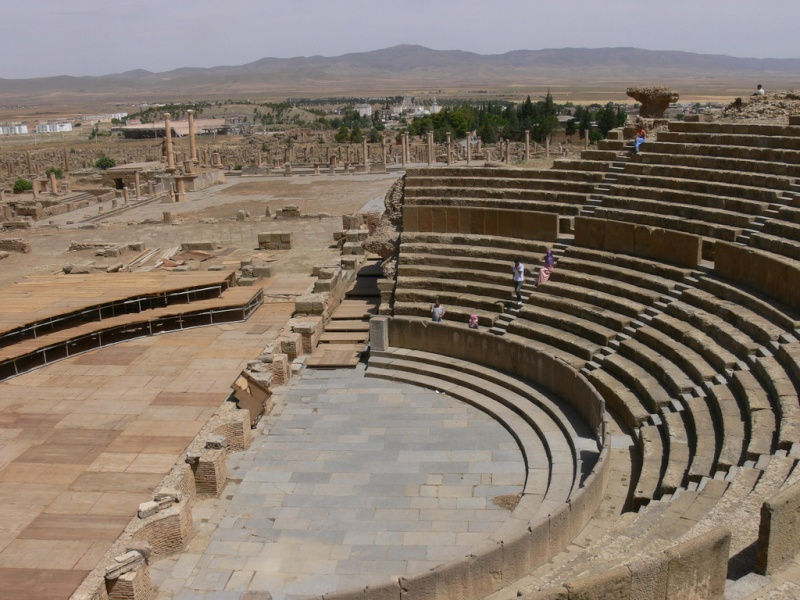 Timgad la  Rome Africaine 36626510