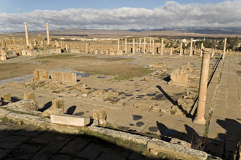 Timgad la  Rome Africaine 40699811
