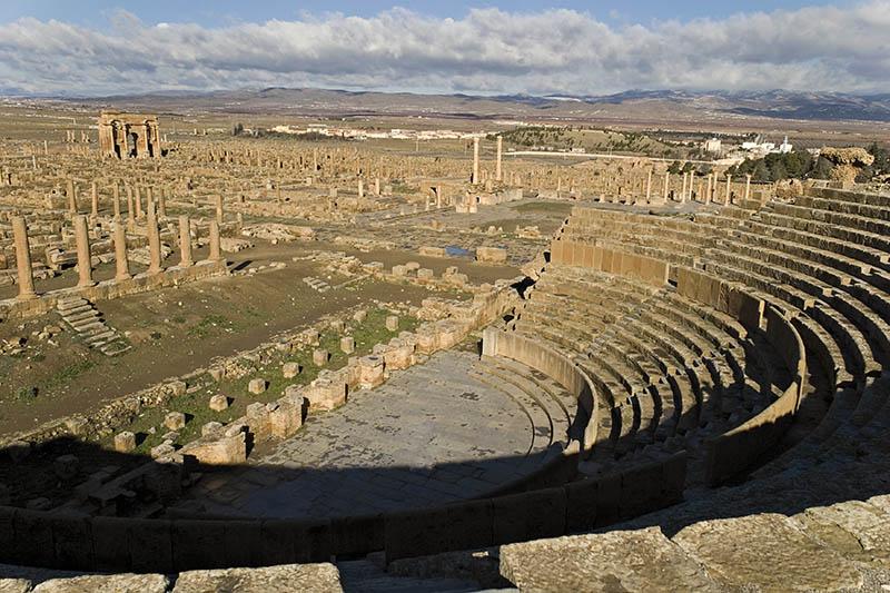 Timgad la  Rome Africaine 40699812