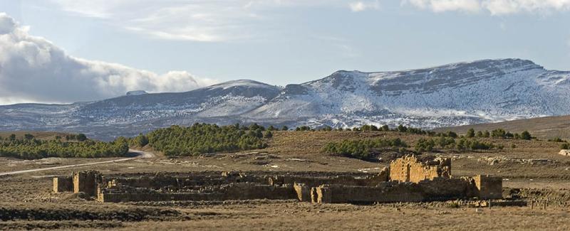 Timgad la  Rome Africaine 40699813
