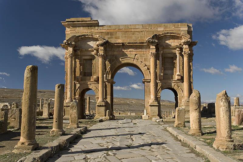 Timgad la  Rome Africaine 40699815