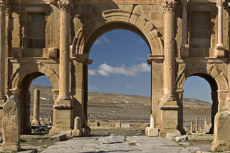 Timgad la  Rome Africaine 40699816
