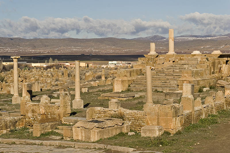 Timgad la  Rome Africaine 40699817