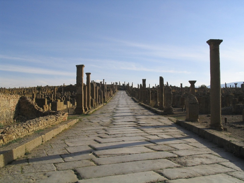 Timgad la  Rome Africaine 70084110
