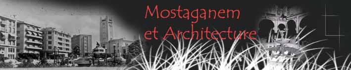 Vision sur l'Architecture a Mostaganem  Final11