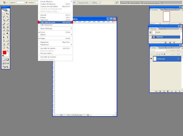 [Intermédiaire] Créer une page de BD à la main (Photoshop CS2)  0214