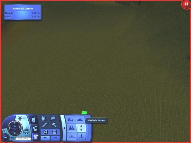[Apprenti] Construire un étang de baignade. [Jeu de base] 0215