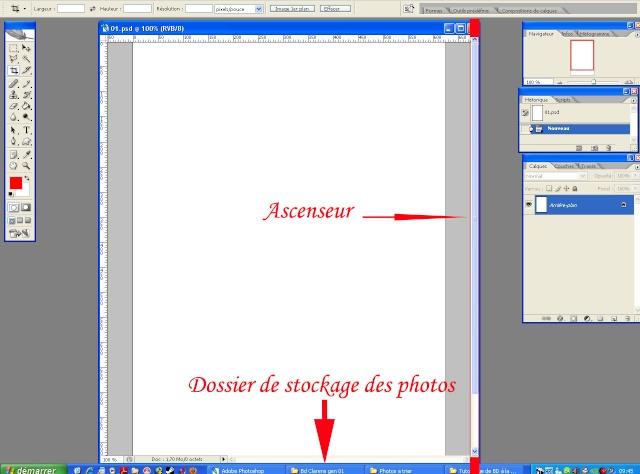 [Intermédiaire] Créer une page de BD à la main (Photoshop CS2)  0314
