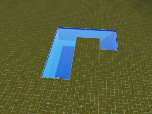 [Apprenti] Construire un étang de baignade. [Jeu de base] 0415