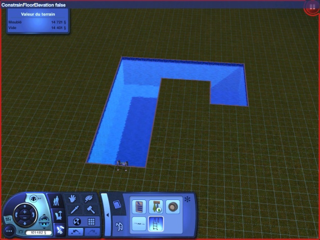 [Apprenti] Construire un étang de baignade. [Jeu de base] 0516