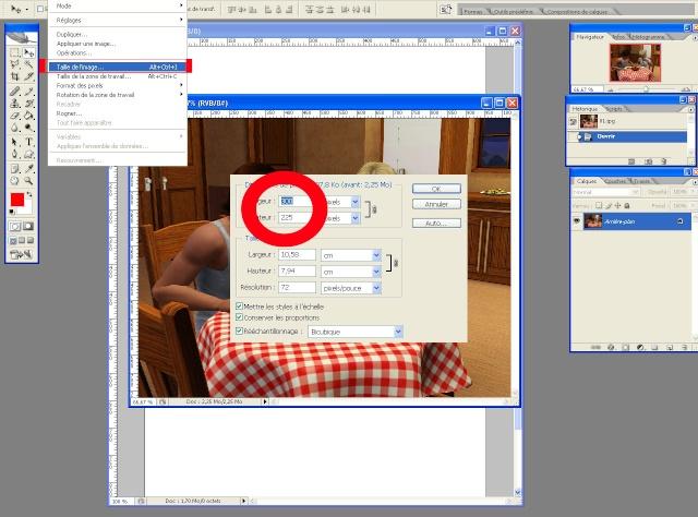 [Intermédiaire] Créer une page de BD à la main (Photoshop CS2)  0614