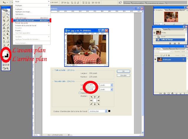 [Intermédiaire] Créer une page de BD à la main (Photoshop CS2)  0714