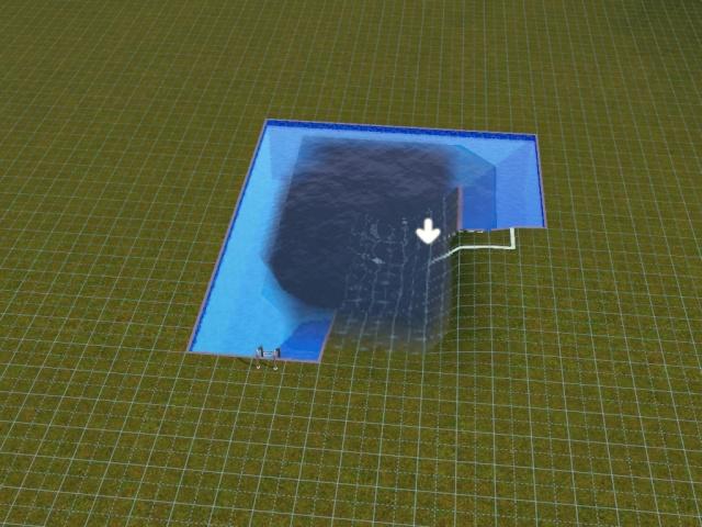 [Apprenti] Construire un étang de baignade. [Jeu de base] 0715