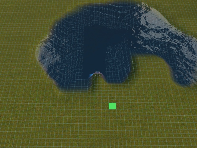 [Apprenti] Construire un étang de baignade. [Jeu de base] 1115