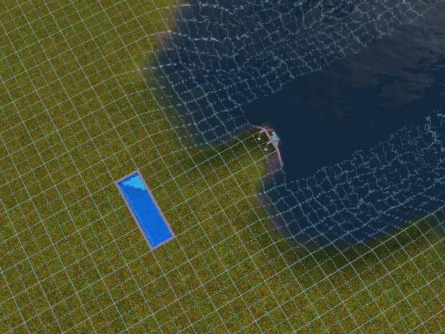 [Apprenti] Construire un étang de baignade. [Jeu de base] 1516
