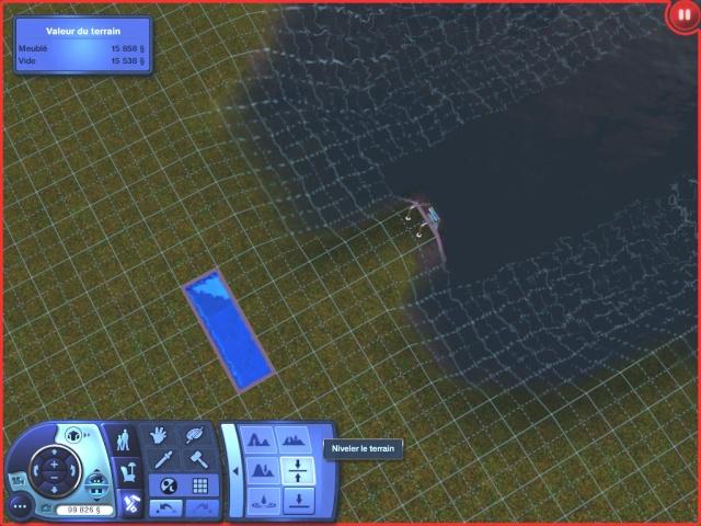 [Apprenti] Construire un étang de baignade. [Jeu de base] 1614