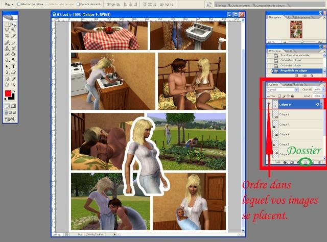 [Intermédiaire] Créer une page de BD à la main (Photoshop CS2)  1712