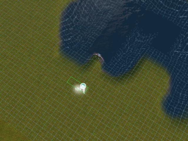 [Apprenti] Construire un étang de baignade. [Jeu de base] 1913