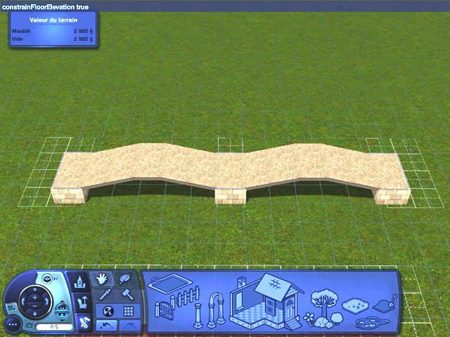 [Apprenti] Construire un pont personnalisé. 2110
