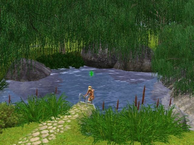 [Apprenti] Construire un étang de baignade. [Jeu de base] 2112