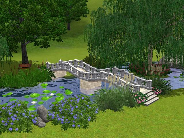 [Apprenti] Construire un pont personnalisé. 2710