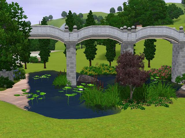 [Apprenti] Construire un pont personnalisé. 3010