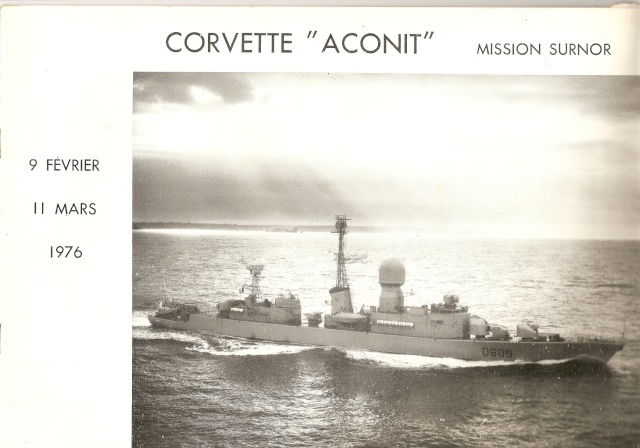 L'ACONIT (FREGATE D609) - Page 3 Surnor10