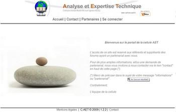 Partenariat avec la Cellule AET Lacell10