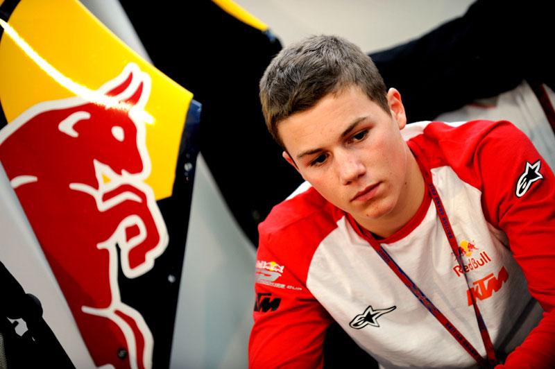 Red Bull #5 Donington Floria14