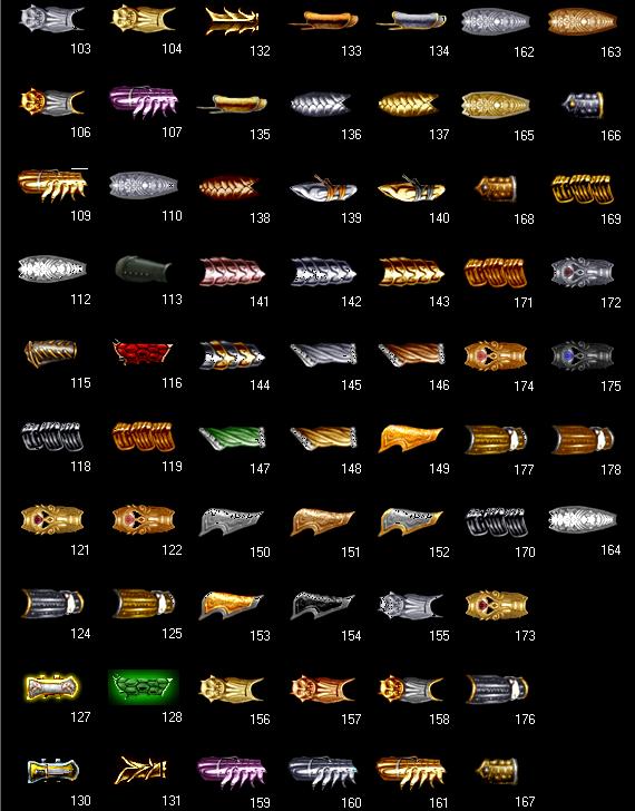 Aenea Craft Item Appearance Reference Aeneac11