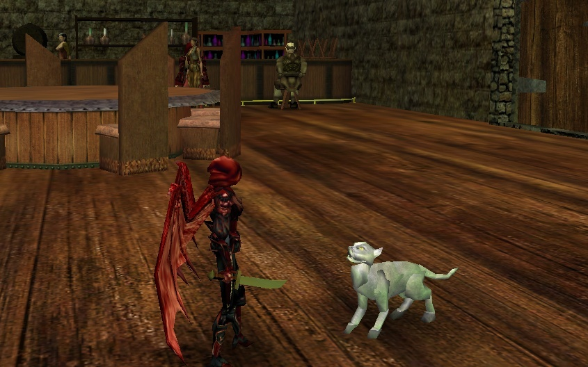 Aenea's Smallest Dragon Ailish12