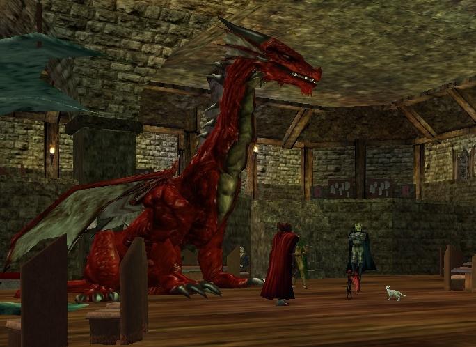 Aenea's Smallest Dragon Ailish13