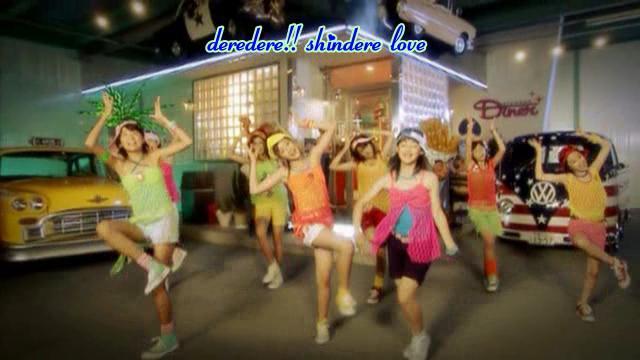 21 Ji made no Cinderella (karaoke)Dance shot /Berryz Koubou --- JavierJp0p Berryz13