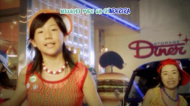 21 Ji made no Cinderella (karaoke)Dance shot /Berryz Koubou --- JavierJp0p Berryz16