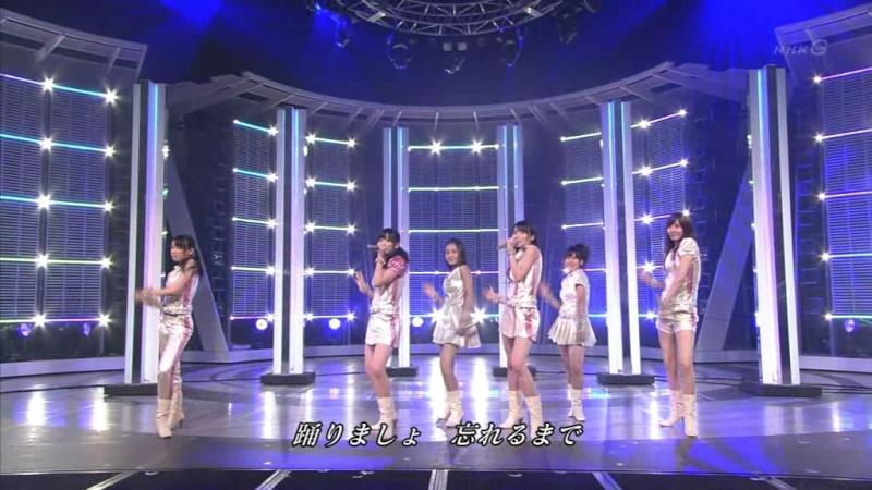 Bye bye bye (performance in music japan)C-ute ---- JavierJp0p Bye_210