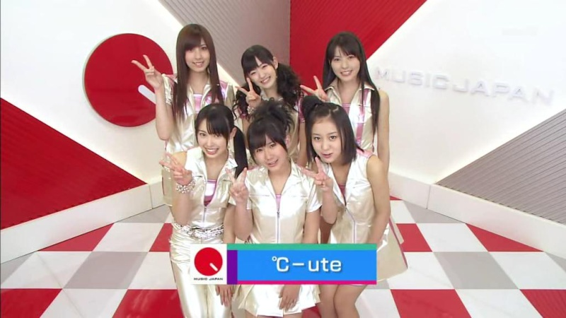 Bye bye bye (performance in music japan)C-ute ---- JavierJp0p Bye_311