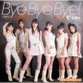 Bye Bye Bye (single)C-ute ---- JavierJp0p Imz08210