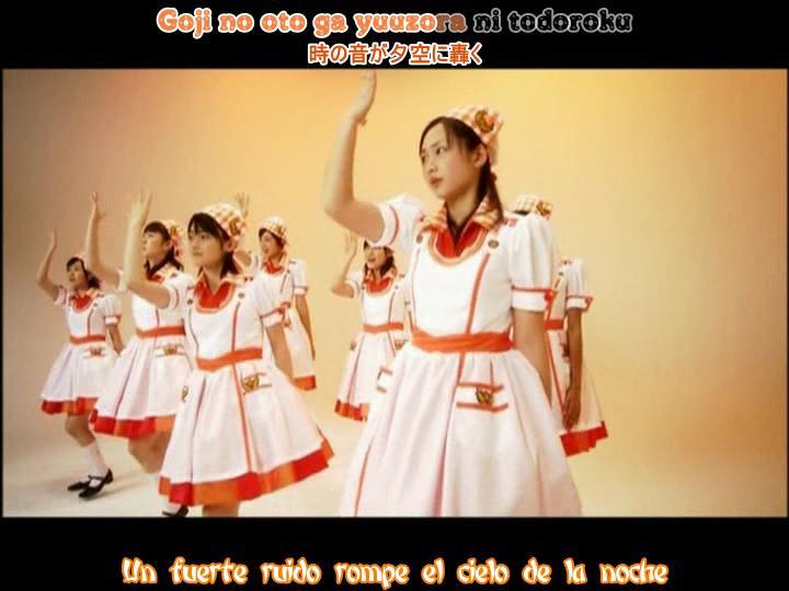 JRF-Kokuhaku nofunsui hiroba(dance shot karaoke sub español)Berryz Koubou ----- JavierJp0p Kokuha11