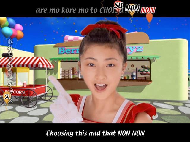 H!F-Waracchaou yo BOYFRIEND (Karaoke)Berryz Koubou --- JavierJp0p Waracc12
