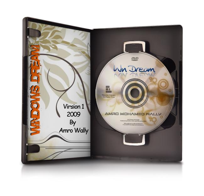 حصريا الويندوز الرائع ( Windows Dream ) بروابط مباشرة على اكثر من سيرفر Dvdpre10
