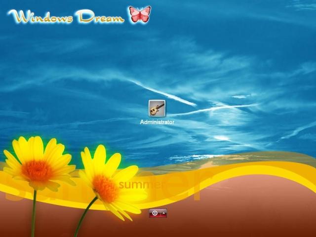 حصريا الويندوز الرائع ( Windows Dream ) بروابط مباشرة على اكثر من سيرفر Untitl34